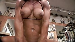 Gym Dildo Workout