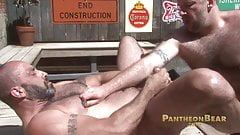 Paxton big fucker