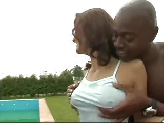 Swim sex stories Interracial swimming pool sex party