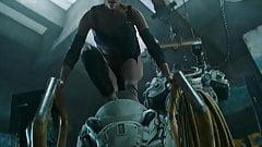 Kristen Stewart. Jessica Henwick - ''Underwater''