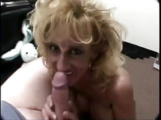 Belong eros i Mature head 23 blonde slut on her knees where she belongs