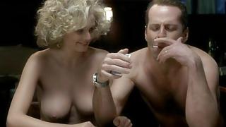 Nude Celebrities in Strip Poker Scenes