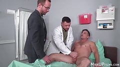 Milking patient