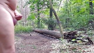 ... ein Maitag im Wald am Cruisingtreff - Part 4