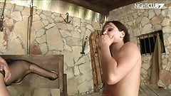 Extreme Threesome with 2 Wet Sluts
