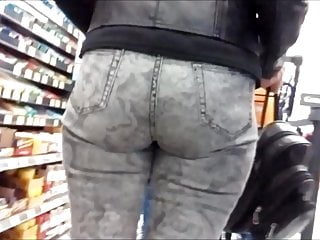 Tight milf videos Tight milf ass at walmart during vacations
