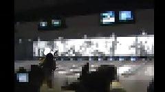 Rika Flashing In Bowling