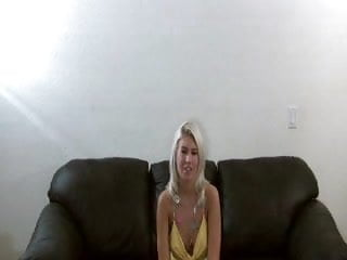 Gorgeous blonde porn movies Gorgeous blonde interview for porn
