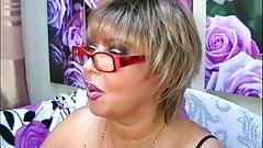 Svetlana aka AgedBlonde anal