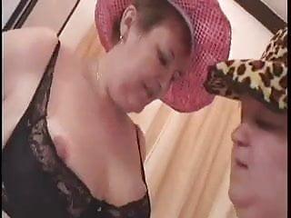 Lesbian club in manhattan Amalie and agata join the granny lesbian club