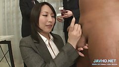 HD Japanese Group Sex Uncensored Vol 1