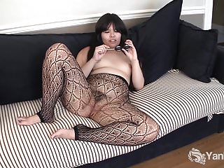 Asian boy yank dat camletoe mp3 Yanks asian hermine haller toys her bushy snatch