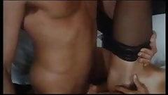 Milly D'Abbraccio e Rocco Siffredi fuck in italian movie