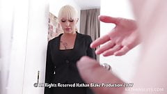 Christina Shine fucked by her boss - Office Sex 1 - Teaser