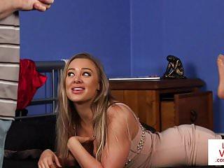Busty british public videos Busty british voyeur instructs with dirtytalk