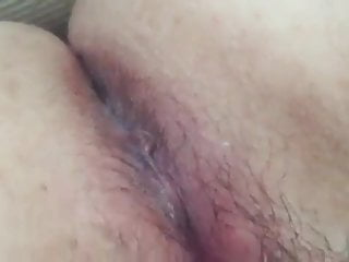 Lesbian vegetable orgasm - Carol orgasmo vegetal