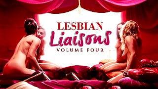 Celeb Lesbian Liaisons Vol.4