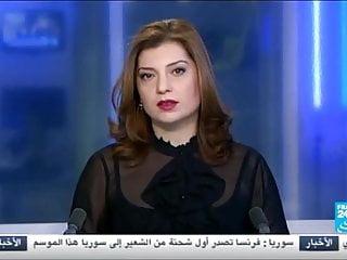 Sexy Arab Journalist Rajaa Mekki Jerk off Challenge... | xHamster