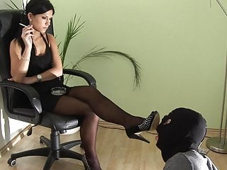 Dominant femdom personals - My personal shoe spit licker