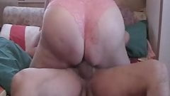 butty My Fat slut Rides and fucks doggystyle multtiple orgasms