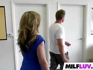 Sexy ass milf getting anal Sexy ass milf carmen valentina gets fucked