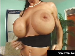 Hard cock banging Texas cougar deauxma is butthole banged by a hard cock