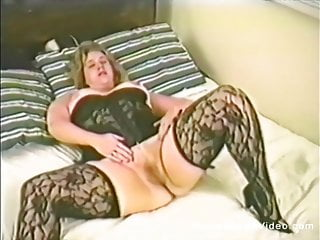 90 ass - 90s bbw shay thomas gets off
