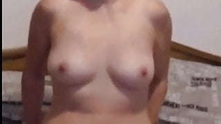 Step Mom has multiple orgasms whilst being fucked by stepson