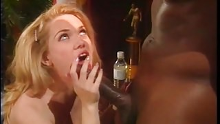 Very Hot Blonde Gets Fucked With A BBC