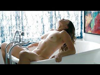 Celebrity Sex Scene Natalie Krill Bathtub Orgasm