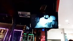 Elazig avm 7D sinemada sevisirken yakalanma.