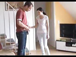 Hot brunette teen bj Amateur - hot brunette wife gives bf cim bj - hubby films