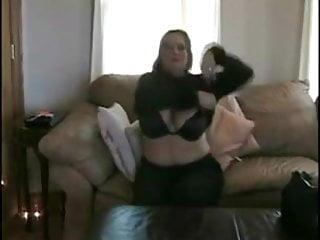 Bbw clip tit Hot bbw cougar smoking fun full clip