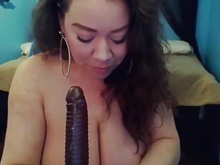Digg mariah carey sex tape Loud moaning milf mariah with huge bouncing tits