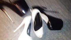 Miss Kim's high heel 10