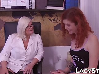 Lacey schwimmer fuck - Doctor lacey starr treats her patient with strapon fuck