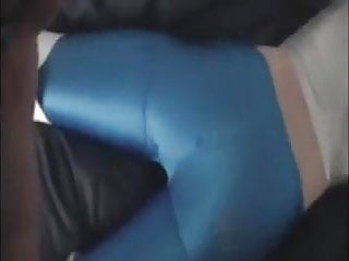 Cum on clothes socks My wife cum on clothes leotard