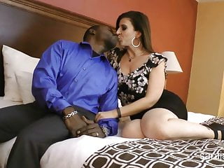 Sara jay interracial creampie tubes Sara jay invites big tit nurse feelgood to fuck black cock