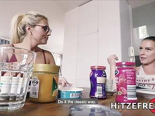 Blonds in lingerie Hitzefrei curvy german blonde fucked hard in lingerie