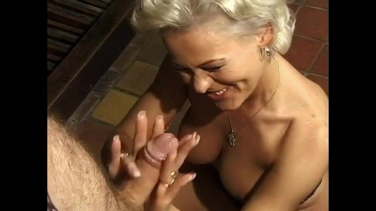 German Blonde gets ass fucked