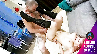 Busty Redhead Female Has Non-Stop Hardcore Action