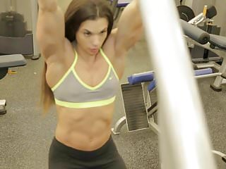 Muscle sexy video Muscle and sexy mature woman