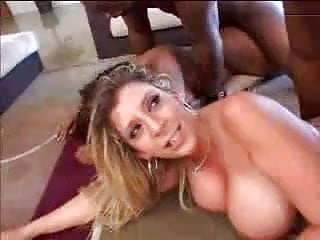 Round ass pigtails rachal starr - White girl with big tis and round ass get fucked by black dude