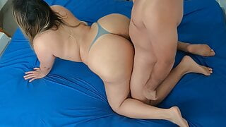 Watch My Big Ass Being Fucked In Two Angles