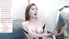 Korean beauty dancing