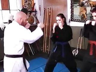 Kung fu pussy Sisters kung fuck