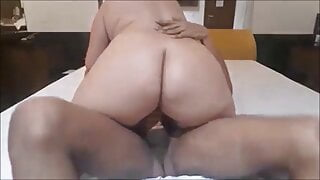 Neighbor with big cock broke into my pussy