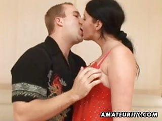 Chubby amateur tgp - Chubby amateur teen sucks and fucks with cum on tits