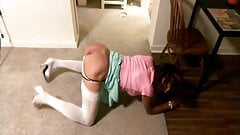 Face Down Ass up Tranny