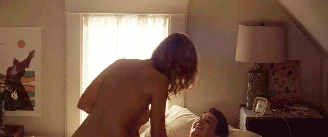 Brie Larson Sex Scene